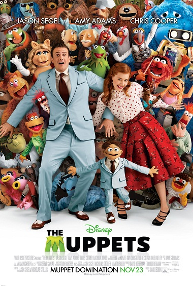 The Muppets 2011 TS README XViD 400MB دانلود فیلم
