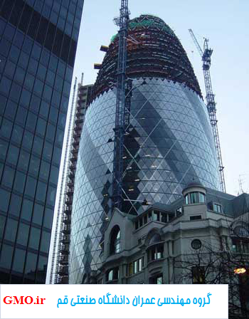30 St Mary Axe برج