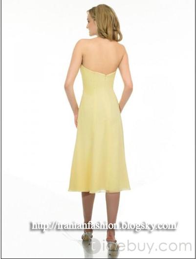 مدل لباس مجلسی زنانه کوتاه 2012