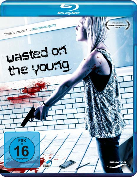 Wasted on the Young 2010 BRRip 720p 550MB دانلود فیلم