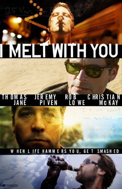 I Melt with You 2011 HDRip MKV 500MB دانلود فیلم