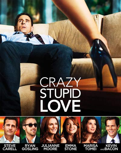 Crazy Stupid Love 2011 720p MKV 700mb دانلود فیلم