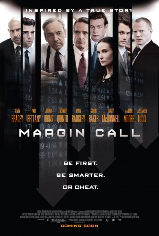 Margin Call 2011 720p MKV 700mb دانلود فیلم