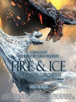 Fire and Ice The Dragon Chronicles 2008 720p MKV 600MB دانلود فیلم