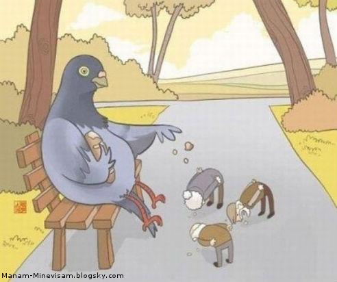 دنیا اگه برعکس بشه چه بلایی سر انسان میاد؟