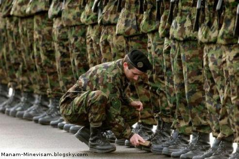 زندگی نظامی