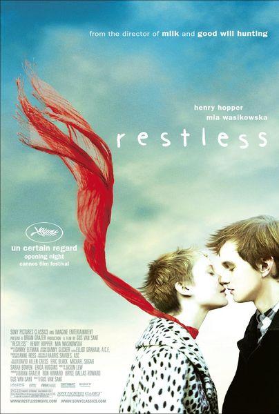 Restless 2011 BRRip 720p 550MB دانلود فیلم