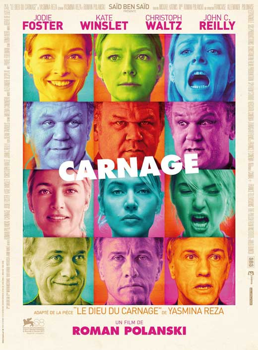 Carnage 2011 R5 READNFO XviD-BiDA دانلود فیلم