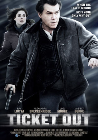 Ticket Out 2011 DVDRip 350MB دانلود فیلم