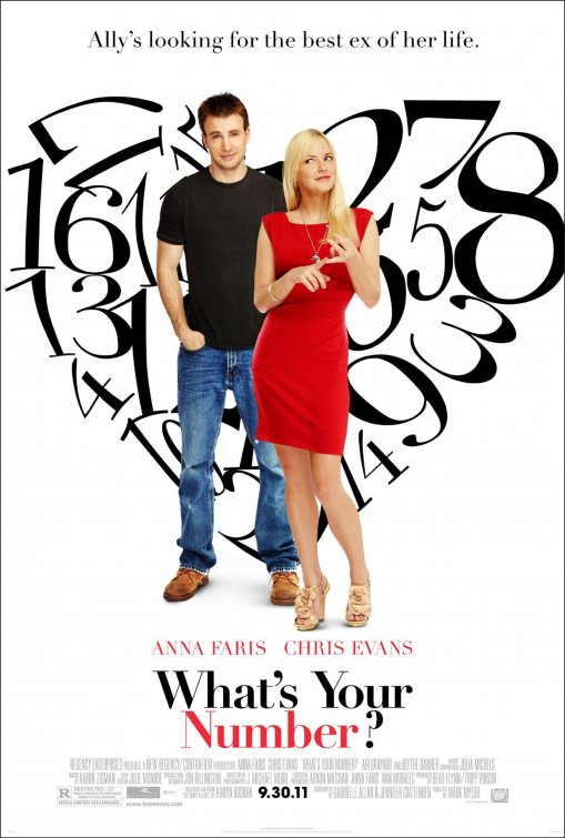 what دانلود فیلم Whats Your Number 2011