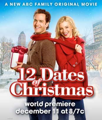 12Dates of Christmas 2011 HDTV 350MB دانلود فیلم