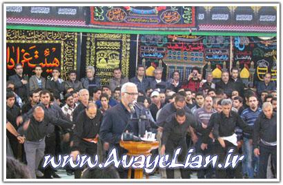 حاج مصطفی گراشی | مسجد دهدشتی