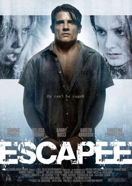 Escapee 2011 BRRip 720p 600MB دانلود فیلم