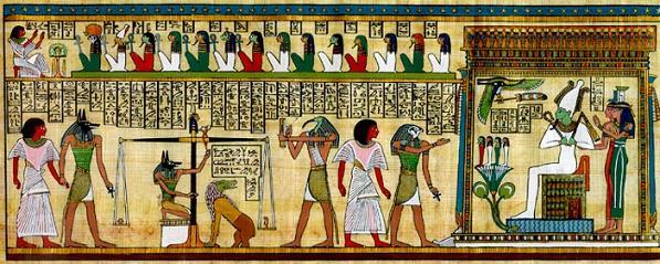 نقش دین در مصر باستان