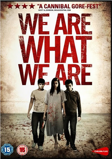 we are what we are dvd cover دانلود فیلم We Are What We Are