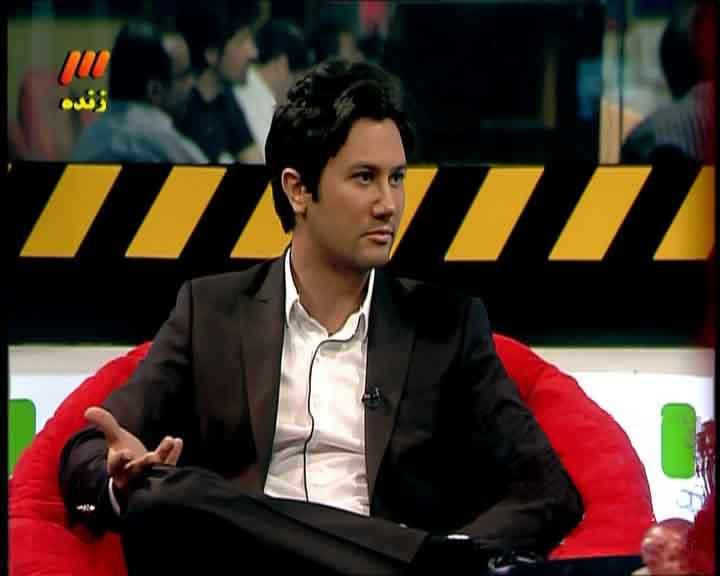 شاهرخ استخری در سینما گلخانه