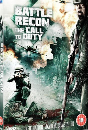 دانلود فیلم Battle Recon The Call To Duty 2011