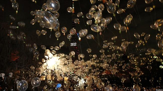 گرامیداشت آغاز سال جدید در توکیو
