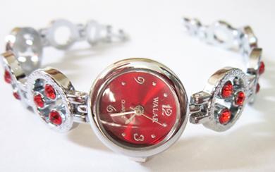 خرید ساعت دستبندی قرمز