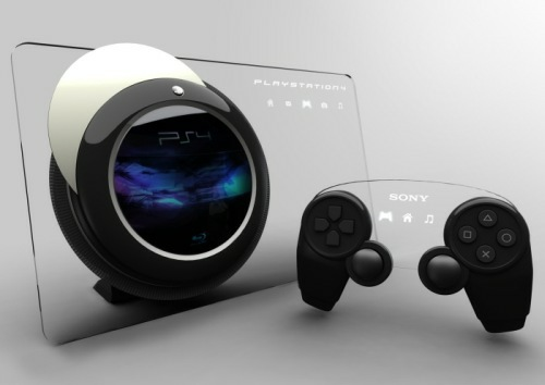 [تصویر: ps4_game_console_design.jpg]
