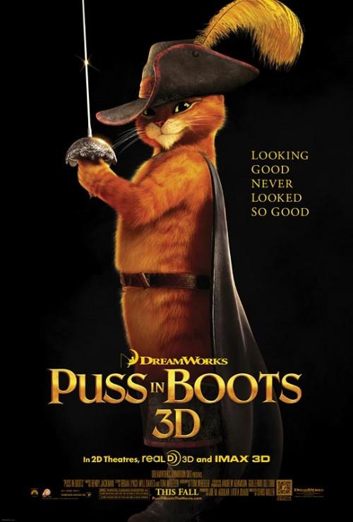 دانلود فیلم Puss In Boots 2011