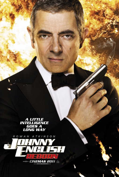 دانلود فیلم Johnny English Reborn 2011
