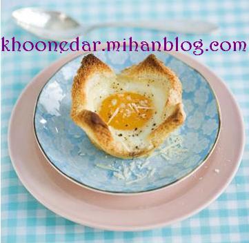 تخممرغ فنجانی