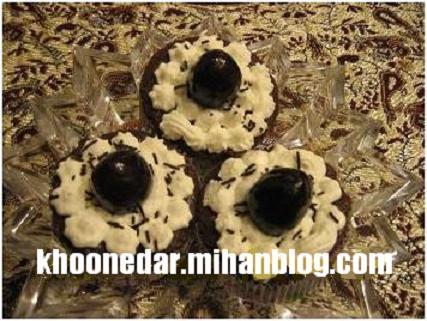 طرزتهیه کیک بلک فارست(جنگل سیاه)