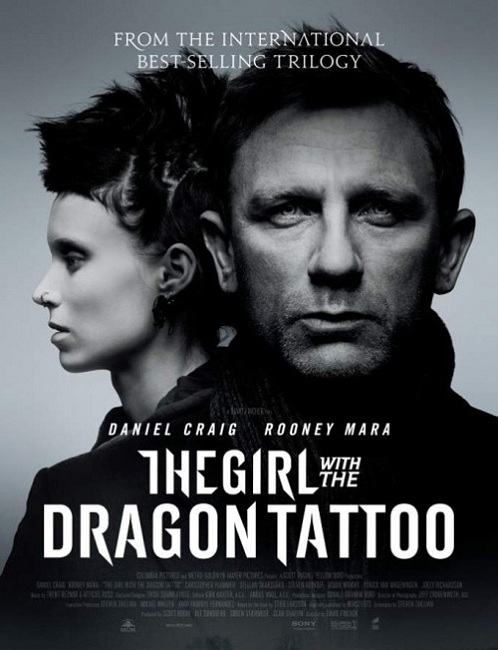 دانلود فیلم The Girl with the Dragon Tattoo 2011
