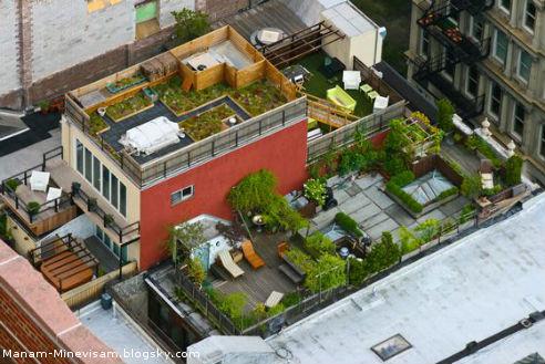محل زندگی پولدارهای شهر نیویورک