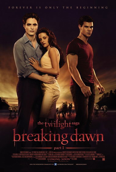 دانلود فیلم The Twilight Saga Breaking Dawn 1 2011