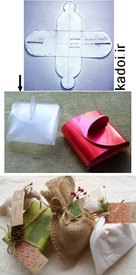طرح جدید بسته بندی هدیه