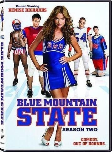 سریال Blue Mountain State فصل دوم