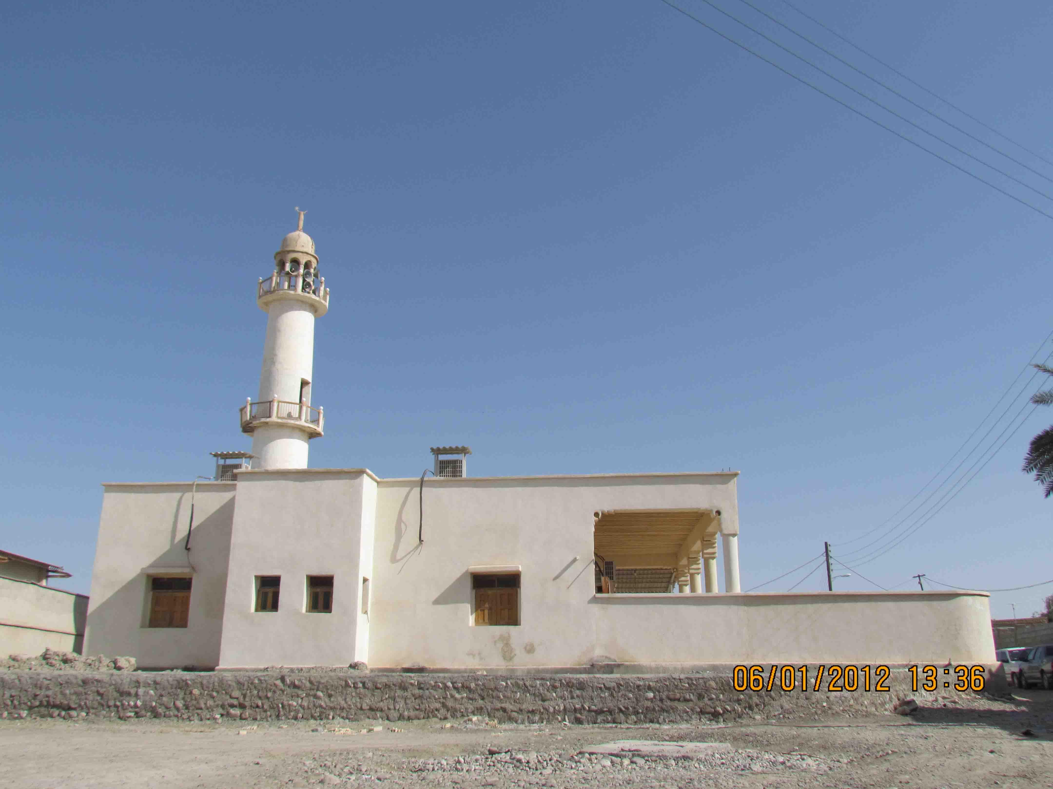 مسجد تاریخی اهل سنت بندرتیاب