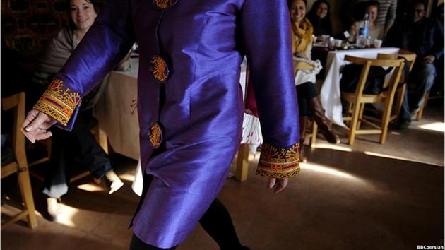 شو لباس خیریه در کابل برای کمک به یک مکتب دخترانه