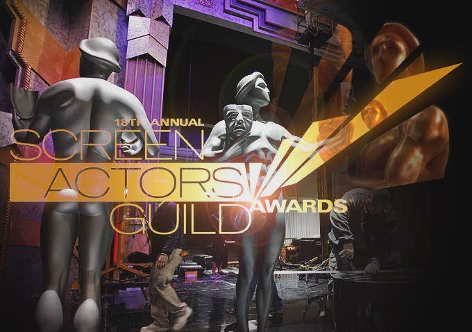 مراسم  The 24th Annual Screen Actors Guild Awards 2018