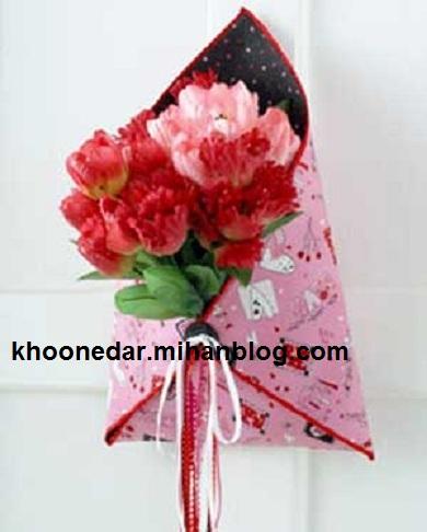 گلآرایی و تزئین گل تصویر آموزش