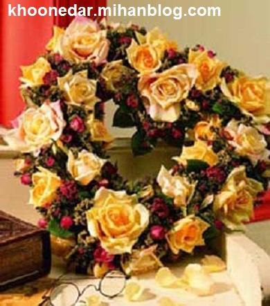 گل آرایی عکس تصویر