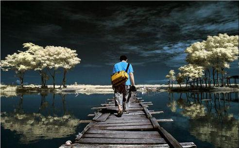 زندگی در گذر است....