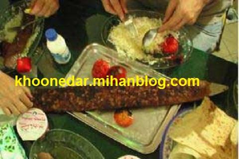 دستور پخت کباب