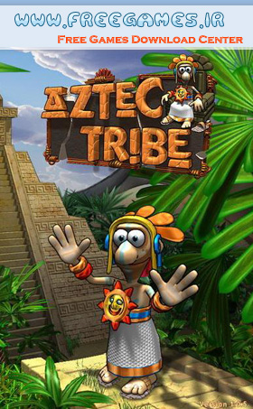 دانلود بازی Aztec Tribe New Land