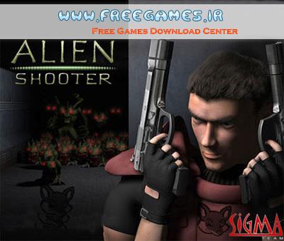 دانلود بازی Alien Shooter 2.5.0.1