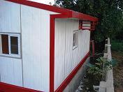 خانه پیش ساخته ساندویچ پانل