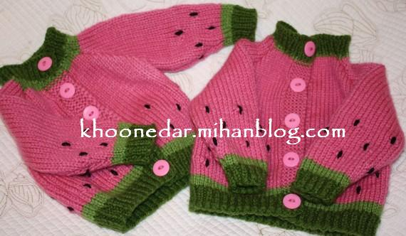 children knitted clothes