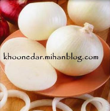 آموزش پوست كندن پیاز how to bark onions