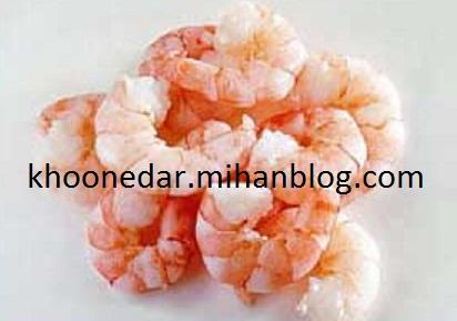 آموزش پاک کردن میگو how to clean shrimps