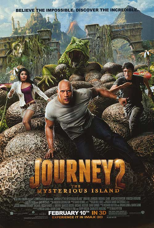 دانلود فیلم Journey 2 The Mysterious Island 2012