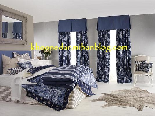 پرده های زیبا برای اتاق خواب