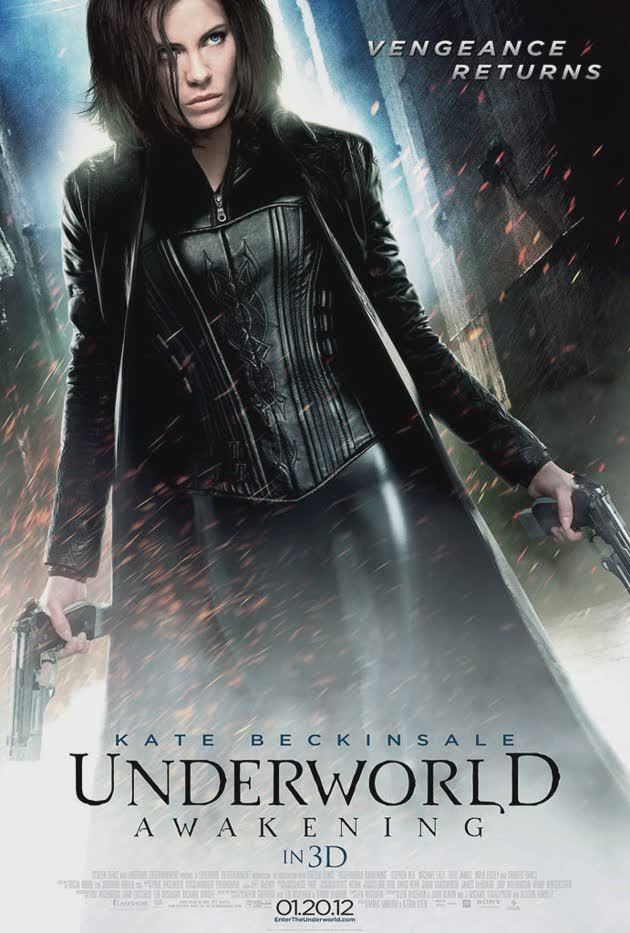 فیلم Underworld Awakening 2012