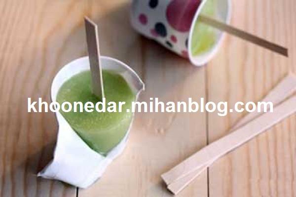 طرز تهیه بستنی لیمویی برای کودکان